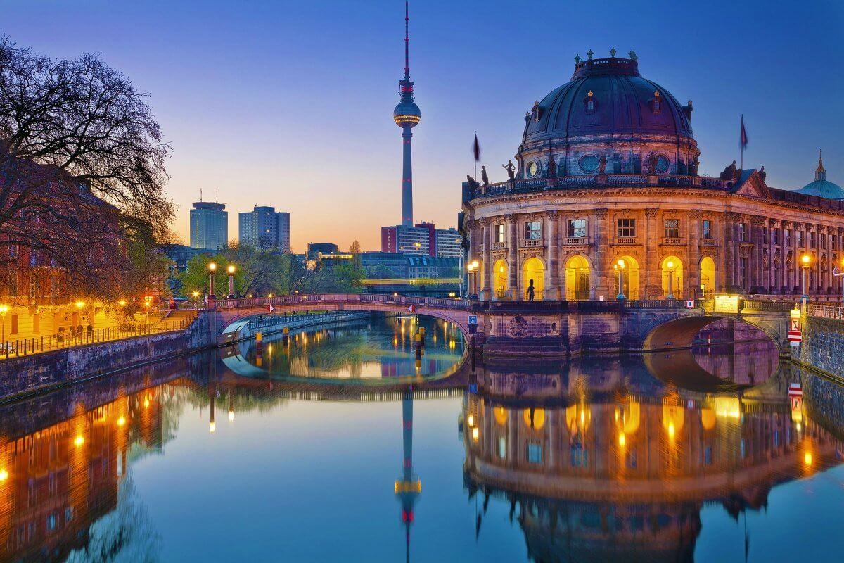 Дворцы и Музеи Берлина