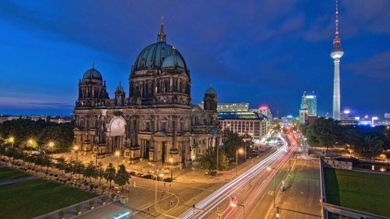 Главные достопримечательности Берлина