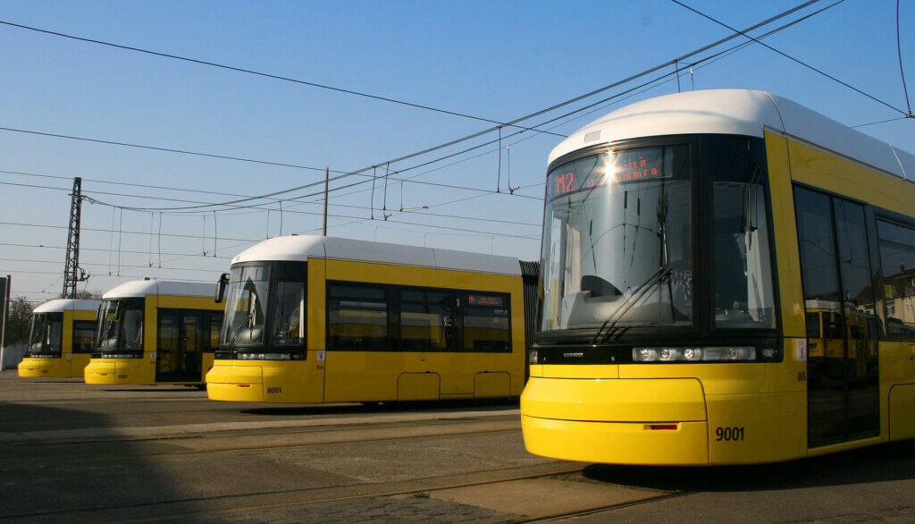 Трамваи Берлина
