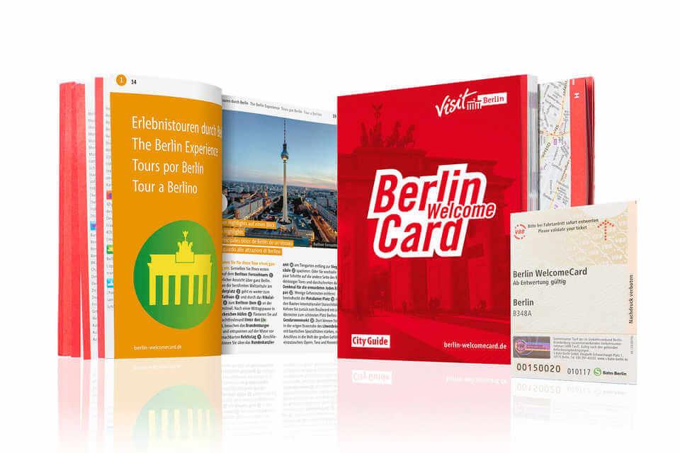 Туристические скидочные карты Берлина