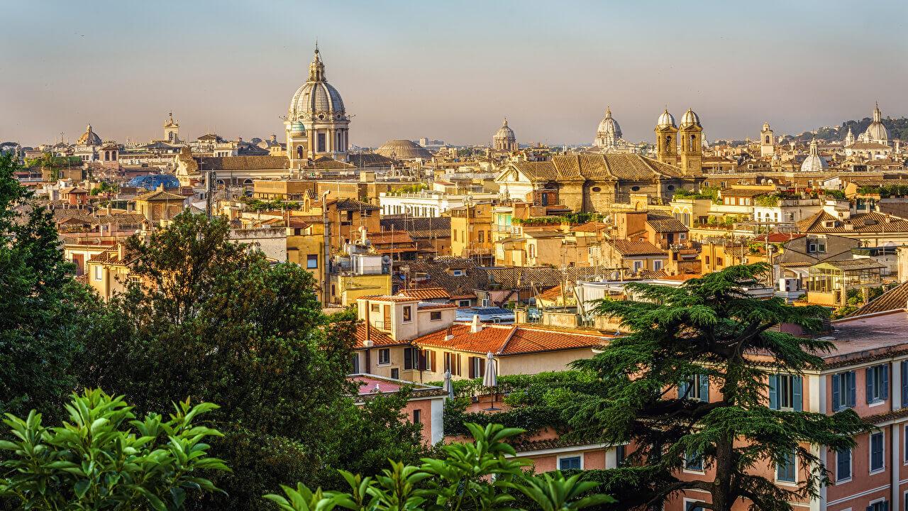 Рим — вечный город