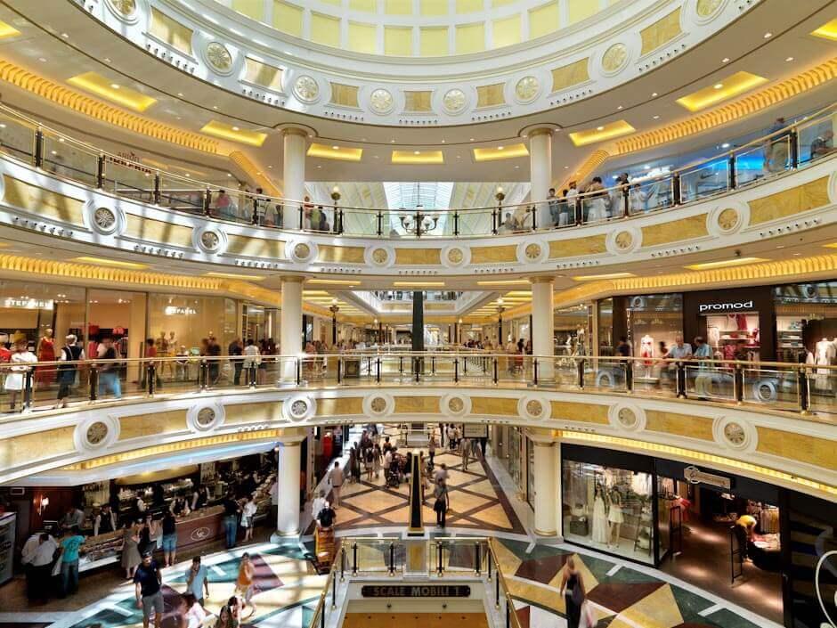 Торговый центр Euroma2