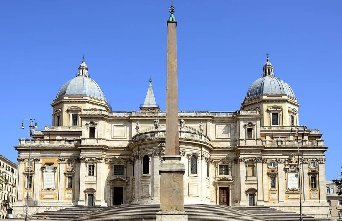 Самые красивые церкви и соборы Рима