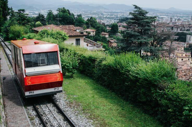 Транспорт Бергамо