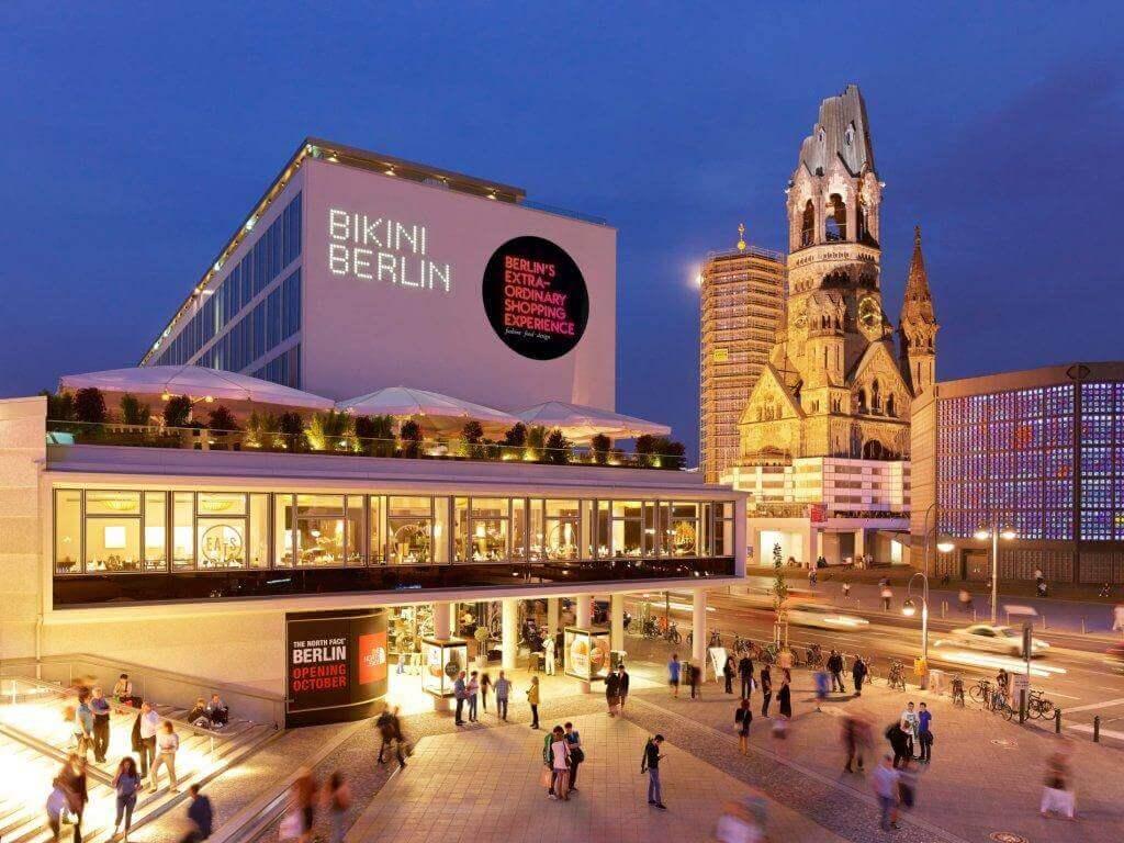 Недорогой шоппинг в Берлине