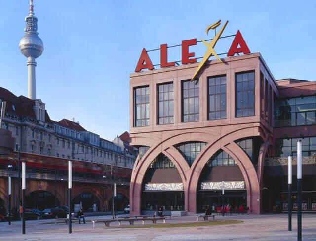 Торговый центр Alexa