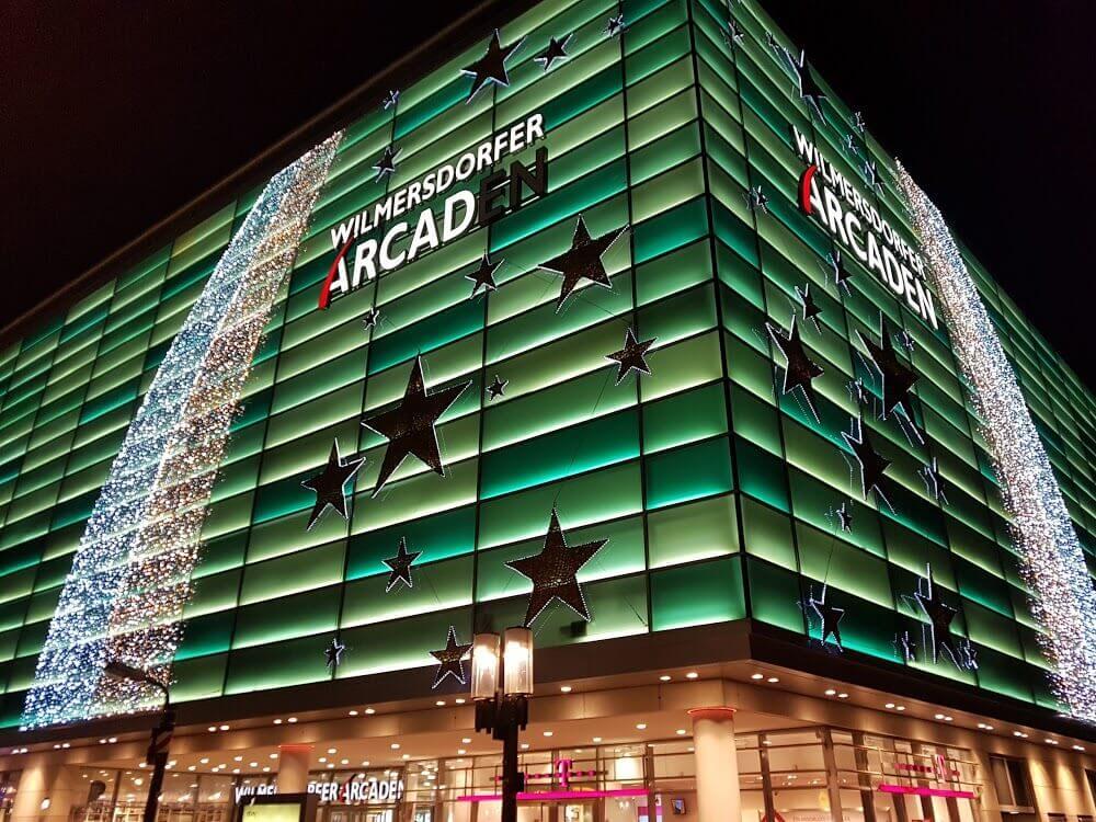 Торговый центр Arcaden