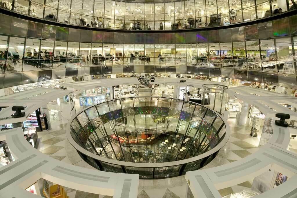 Торговая Galeries Lafayette
