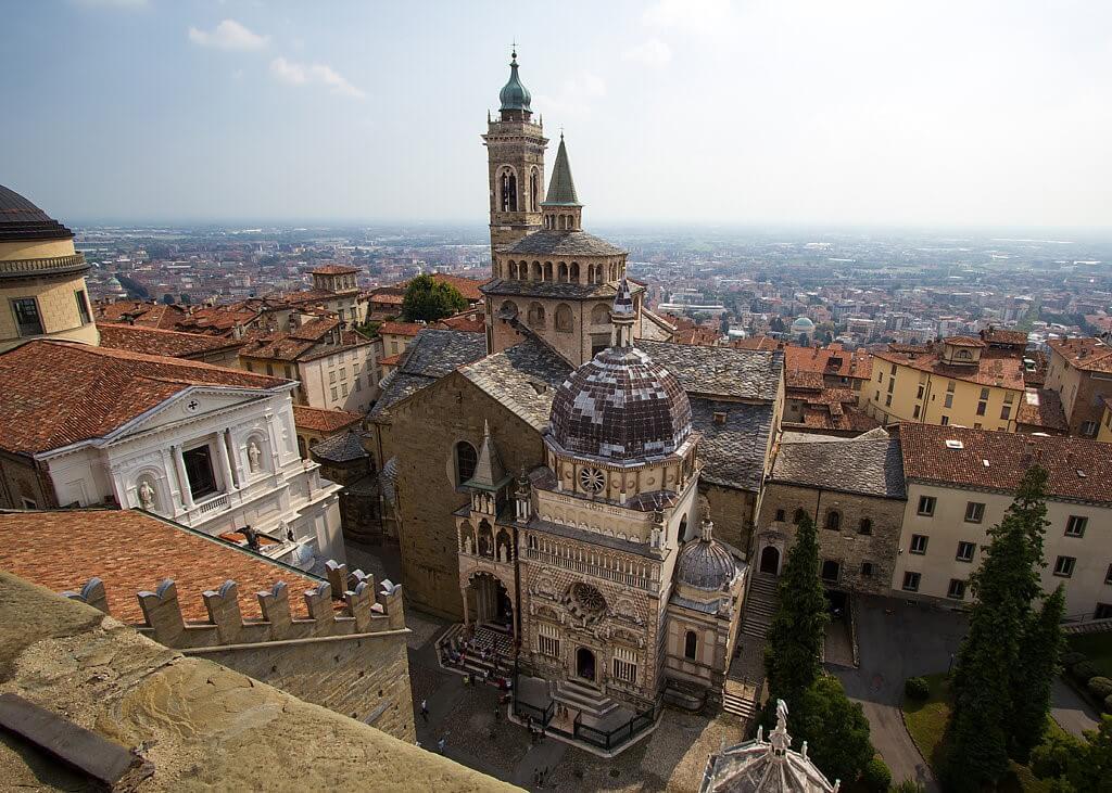 Бергамо: самые интересные достопримечательности