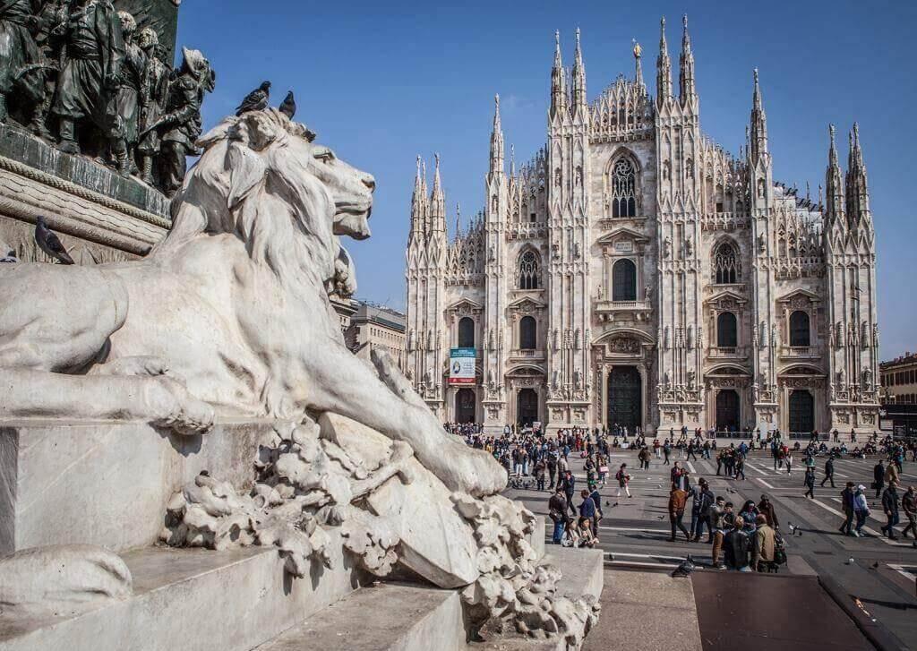 Лучшие достопримечательности Милана