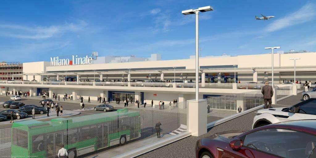 Как добраться из аэропорта Линате в центр Милана