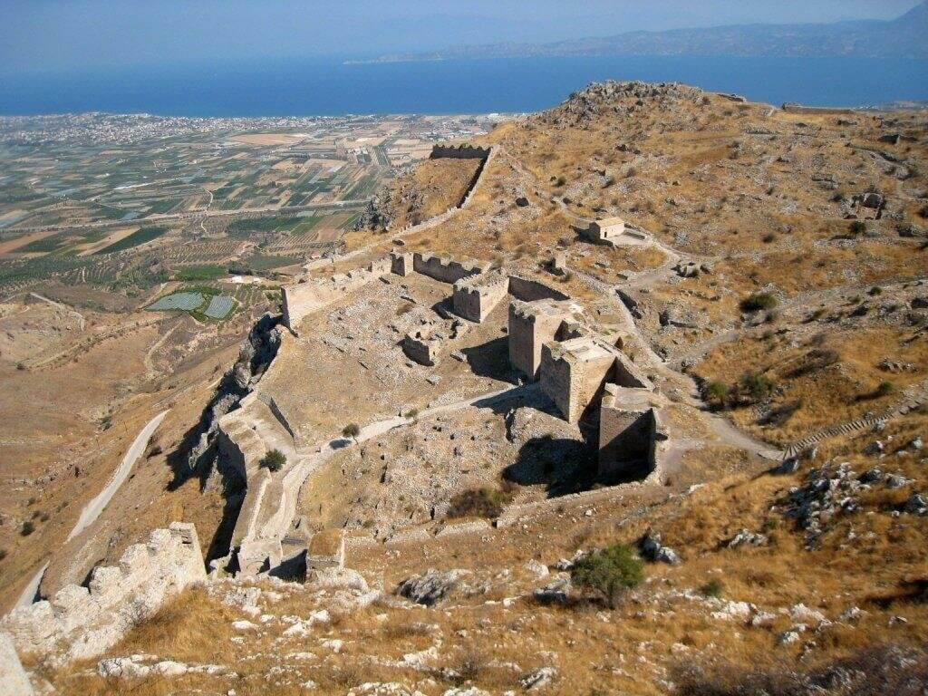 Знаменитый Древнегреческий Коринф
