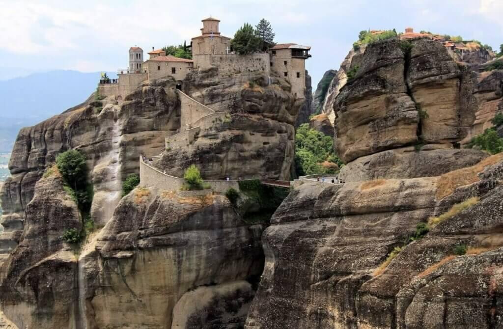 Монастырь Варлаама