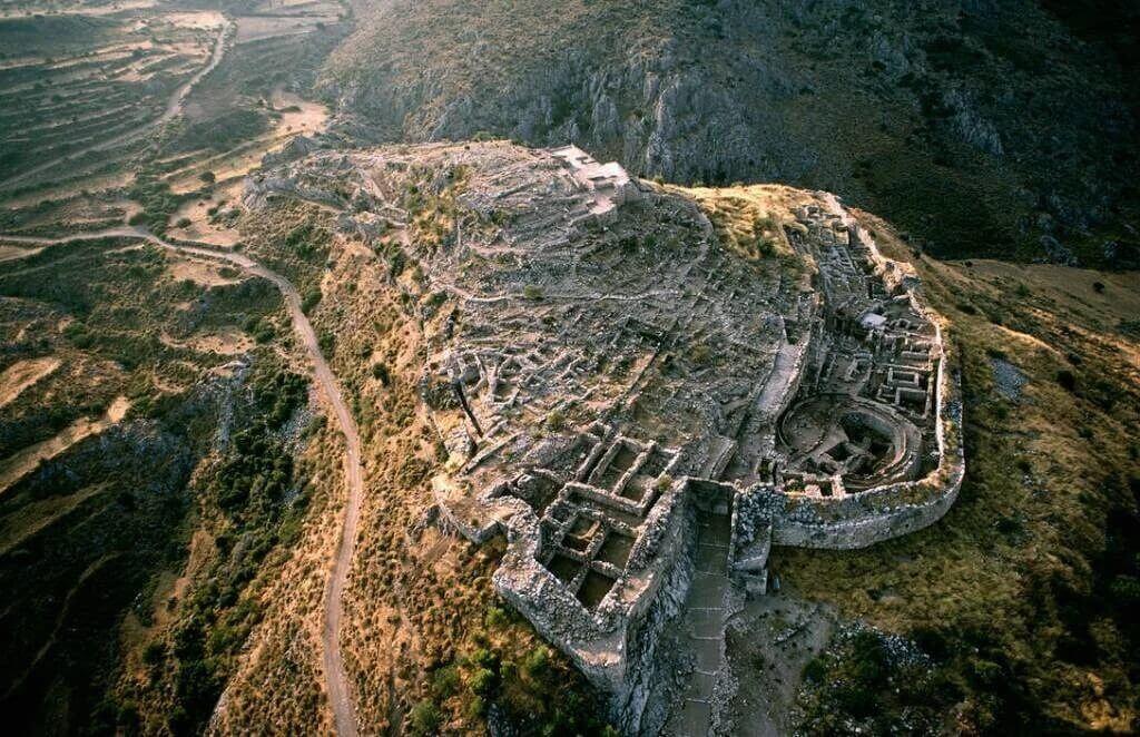 Древние Микены — в поисках легенд