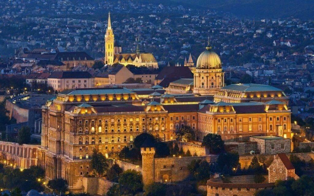 10 лучших достопримечательностей Будапешта