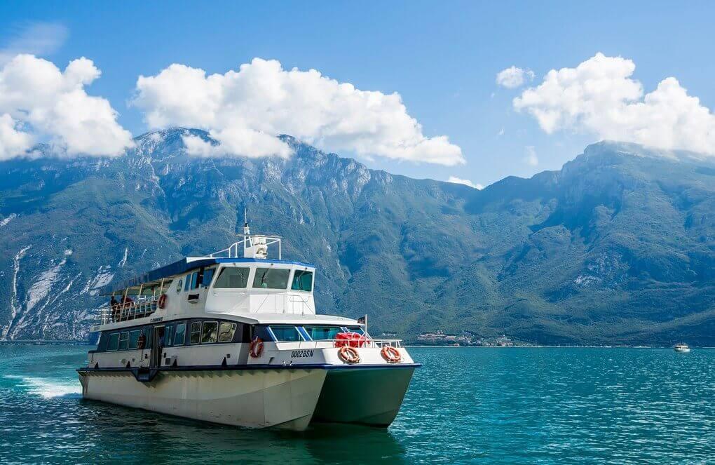 Как добраться до озера Гарда