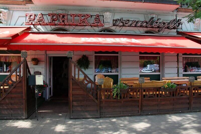 Недорогие кафе и рестораны Будапешта