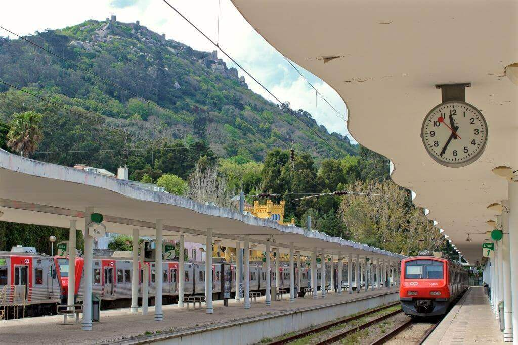 Как добраться из Лиссабона до Синтры