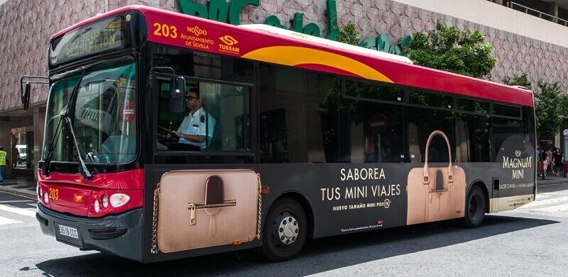 Автобус Севильи