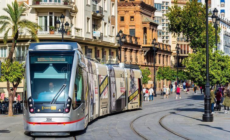 Трамвай Севильи