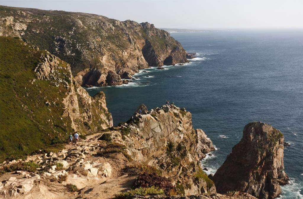 Мыс Рока в Португалии