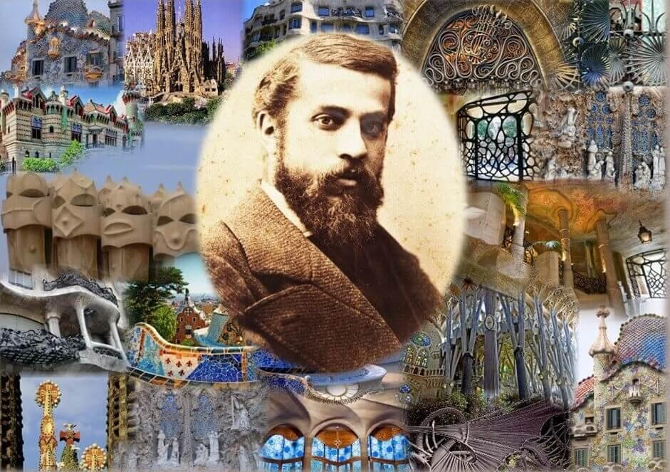 Архитектурные шедевры Гауди в Барселоне