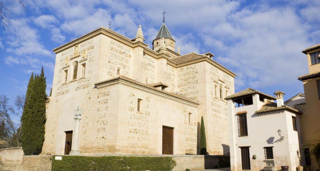 Церковь Санта-Мария-де-ла-Альгамбра