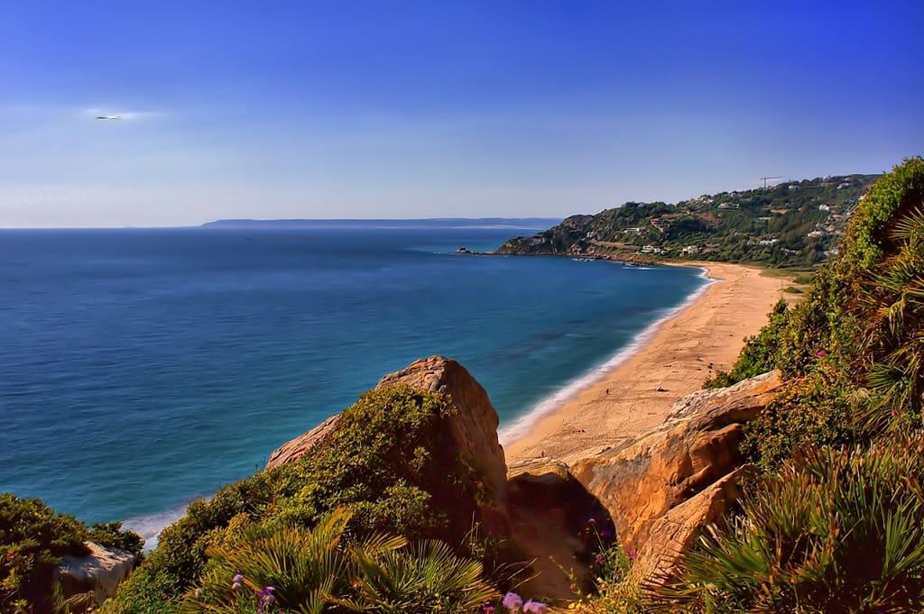 Пляжи Андалусии