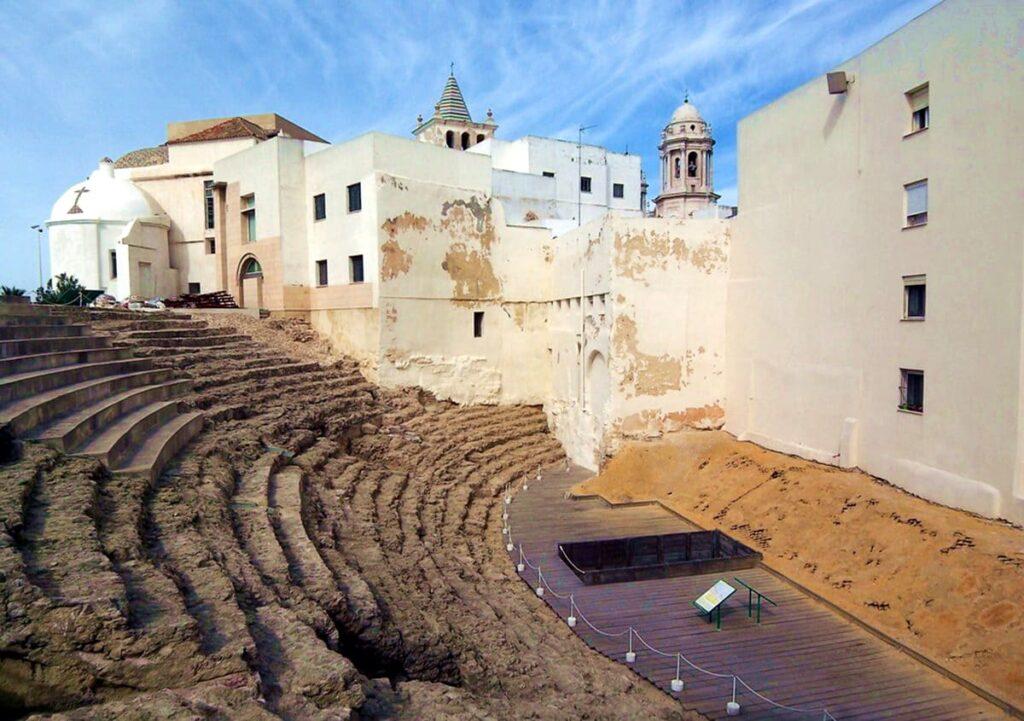 Римский театр Кадиса