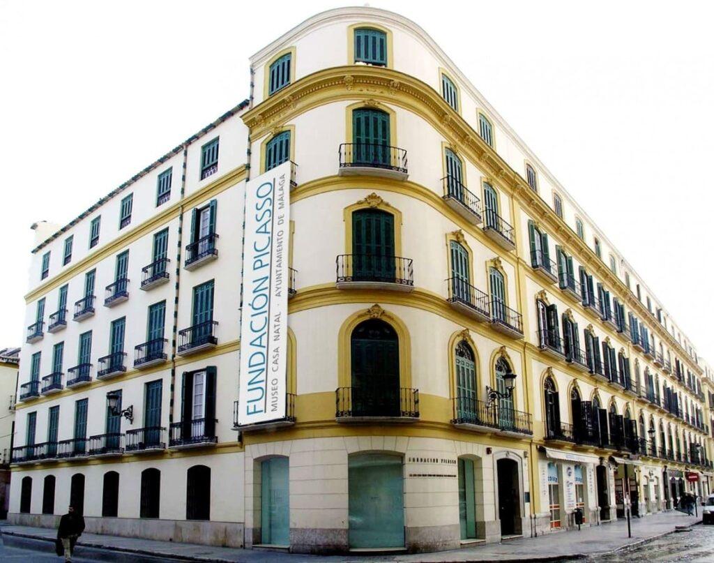 Дом-музей Пикассо в Малаге