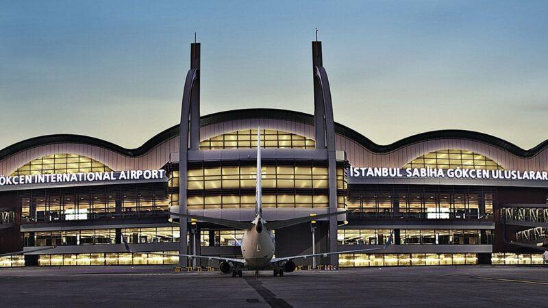 Как добраться из аэропорта Сабиха в центр Стамбула