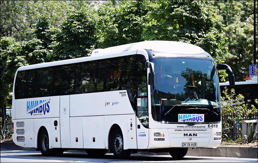 Автобус Havabus