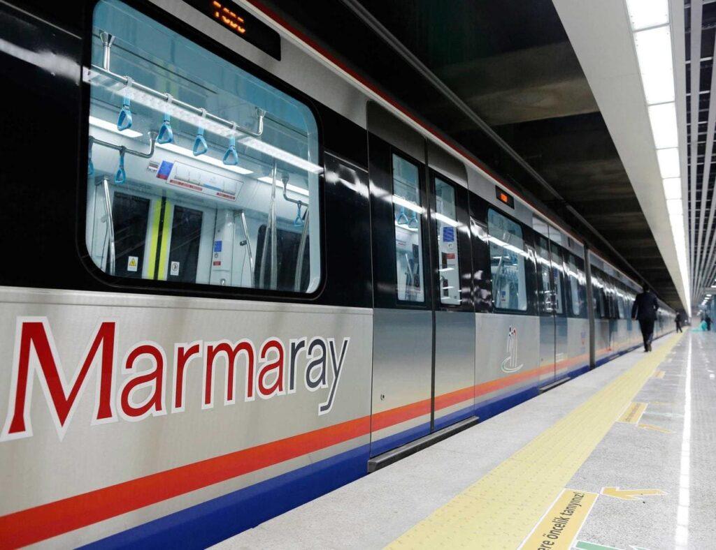 Электричка Marmaray