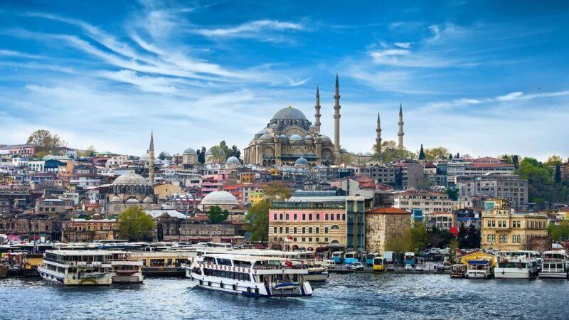 Лучшие достопримечательности Стамбула