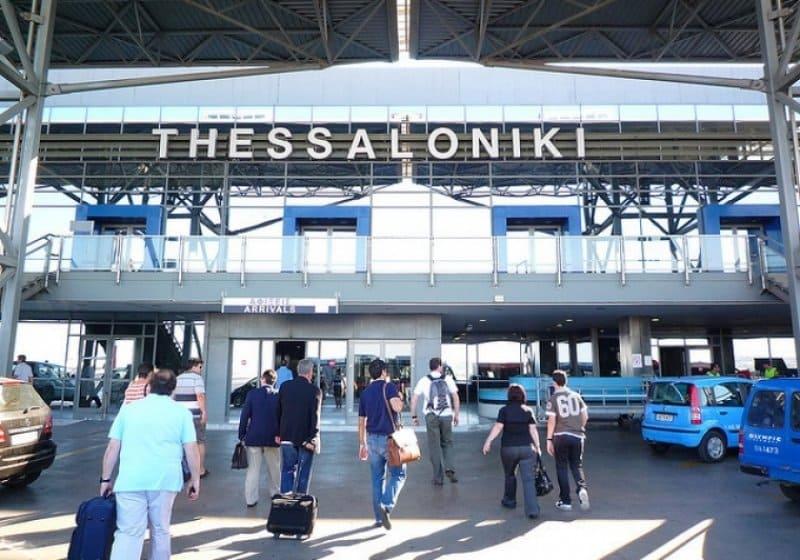 Как добраться из аэропорта Салоники в центр города